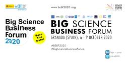Big Science Business Forum 2020, Granada